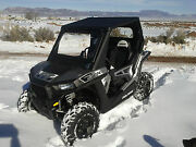 Polaris Rzr Tip Out Safety Glass Windshield
