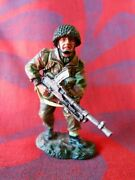 King And Country Mg015 Advance To Contact Retired - Opandeacuteration Market Garden