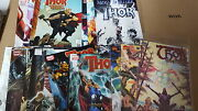 From Avengers Thor Comic Lot Mini Tons And Tons Of One Shots Thunder 1-5 Ultimat