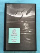 The Man Who Loves Salmon - Signed Ltd. Edition By Sherman Alexie
