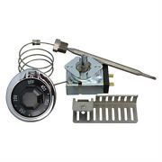 New Thermostat Kit Henny Penny Fryer Part 14648 With Knob And Mounting Bracket