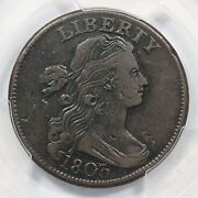 1803 S-265 R-4 Pcgs Vf Details Lg Date Fraction Draped Bust Large Cent Coin 1c