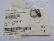 Nos Sea Doo 293650170 Cooling / Fuel System Tridon Gear Clamp Gti Gtx Rxp Rxt