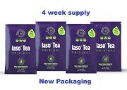 Iaso Tea 4 Weeks Supply Total Life Changes Organic Diet Weight Loss Ships Free