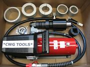 Air Hydraulic Exhaust Pipe Expander Hydraulic Stretcher 1 5/8 To 4 1/4 New