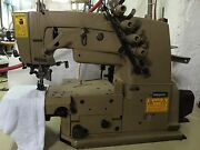 Union Special 34700 Kptf 12 Sewing Machine Cover Stitch 2-3 Needles Automatic