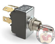 Cole Hersee Double Pole Double Throw Reversing Polarity Toggle Switch 55046bx