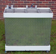 Mobile Concession Sink ..large Electric ..portable Sink.. From Concessionsinks