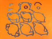 62-82 Fits Ford Mercury Lincoln 221 260 289 302 351w Timing Cover Gasket Set