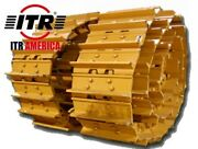 Sealed And Lubricated Track Gps W/ 27 Pads X2 For Cat D9r