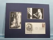 Honoring That Great Scientist Albert Einstein And First Day Cover Of His Stamp
