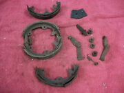 1965-82 Corvette Misc E-brake Shoes And Parts Used