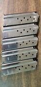 1911 9mm Compact Mag Magazine5 Mags8 Shot Stainless. Usa
