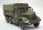 1/72 Albion Cx22s 6x4 Heavy Artillery Tractor - High Quality Resin Kit