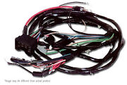 1966 Chevy Nova Engine And Front Light Wiring Harness Kit Hei