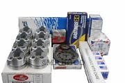 Master Engine Rebuild Kit For Gm Chevy 5.7 350 Vortec With Moly Rings