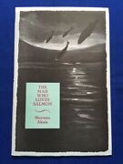 The Man Who Loves Salmon - First Trade Edition By Sherman Alexie