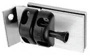 Crl Mlsp5bs 316 Brushed Stainless 1.9 Round Post Mount Gate Latch