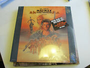 Lp Mad Max Beyond Thunderdome Soundtrack 1985 Sealed Promo W/poster Tina Turner