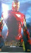 Used Hot Toys Movie Masterpiece Iron Man Mark Vi 1/6 Scale From Japan