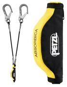 Petzl Absorbica-y Mgo Double Lanyard + Hooks Safety Height Industrial