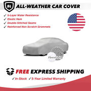 All-weather Car Cover For 1972 Honda 600 Coupe 2-door