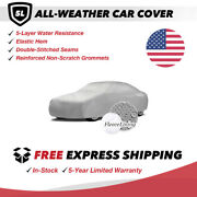 All-weather Car Cover For 2011 Dodge Charger Sedan 4-door