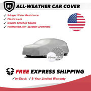 All-weather Car Cover For 1987 Plymouth Reliant Wagon 4-door