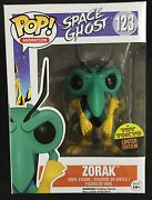 Sdcc 2016 Funko Pop Space Ghost Zorak Toy Tokyo Exclusive Limited Edition Rare