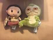 Sdcc 2016 Sold Out Hallmark Itty Bittys Star Wars Pricess Leia And Jabba The Hutt