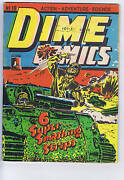 Dime Comics 18 Bell Features Canadian Edition