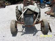 Ford 8n Tractor With Side Mount Distributor For Parts, Will Sell Parts