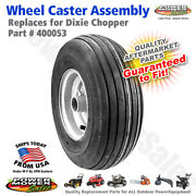 Wheel Assembly For Dixie Chopper Mower / 15x600x6 4ply / 10789, 400053