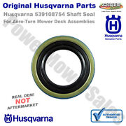 Husqvarna Shaft Seal For Zero-turn And Riding Lawn Mowers / 539108754