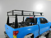 New Add-on Steel Cargo Bed Roof Rack For Toy Tamiya R/c 1/10 Toyota Tundra Truck