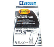 Miele Type Gn Vacuum Cleaner Bags For Miele S5 Series Canisters