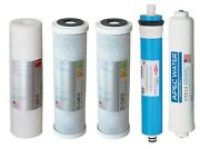 Apec 90 Gpd Replacement Water Filter With 3/8d Tubing Quick Dispense Upgrade