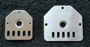Nema 17/23 Z-axis Gantry Plate Set For Ox Cnc And Other Cncs