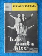 Baby Wants A Kiss - Little Theatre Playbill - May 1964 - Paul Newman