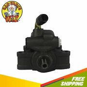 New Power Steering Pump Fits 2000 Ford 2000 2.0l Sohc