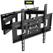 Support Tv Mural Orientable Et Inclinable 32 - 55 40 42 46 50 52 Lcd 81-140cm