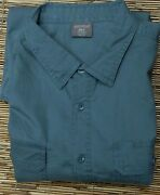 Great Northwest Clothing Co. Big And Tall Mens Grey Canvas Work Shirts List 36