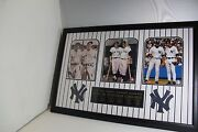 Rare New York Yankees Legendary Teammates Authorized Pictures
