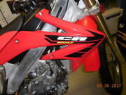 Cr500 Conversion Graphics Kit For Any Year Shroud 1996-2012 Crf Cr 500 450 250