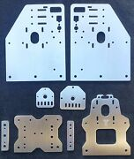 Ox Cnc Gantry Plates And 3w Spacers Seen At Openbuilds