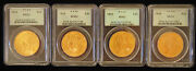 Ms62 C 1904 20.00 Pcgs Gold Liberty Price For 1 Coin Only 4 Available