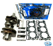 Brand New Crankshaft For Range Rover 306dt With Bearings And Head Gasket Sets