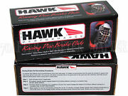Hawk Race Hp Plus Brake Pads Front And Rear Set For 94-01 Acura Integra Dc 4lugs