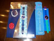 Swatch Club Limited Edition Collection 15 Watches