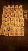 Hummel Gold Collection Christmas Ornaments